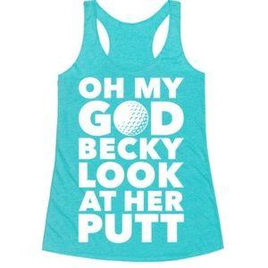 golf tank top • Small